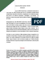 Resumen de Noticias Vesper Ti No 13-01-2011