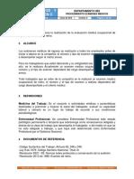 3.1.3.1 PROCE_EXAMENES_MEDICOS