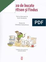 Cartea de bucate a lui Pettson si Findus - Sven Nordqvist