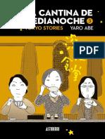 Avance La Cantina de Medianoche 3