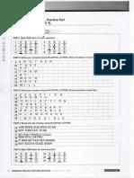 Answer Sheet FCE (10)