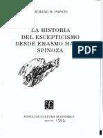 Popkin Richard. La Historia Del Escepticismo Desde Erasmo Hasta Spinoza.pdf