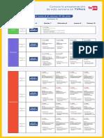Aprendo en Casa - Programación del 6 al 10 de julio
