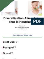 35 DIVERSIFICATION ALIMENTAIRE CHEZ LE NOURRISSON.pdf