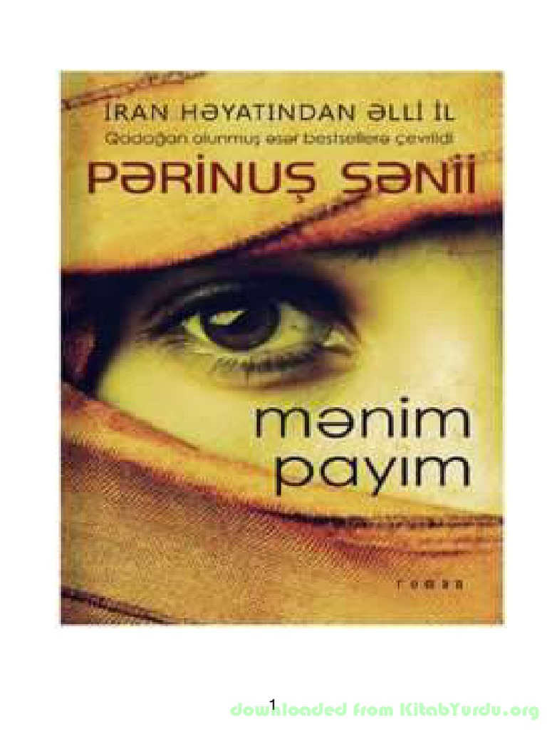 Kitabyurdu Org Pərinus Sənii Mənim Payim Pdf
