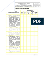 Formato de Evaluación de Desempeño de 180° (Aux Contable)