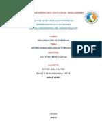 LAS-ORGANIZACIONES-MECANICAS-Y-ORGANICAS-docx