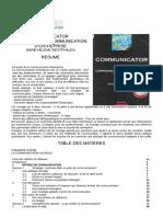 COMMUNICATOR-LE GUIDE DE LA COMMUNICATION D'ENTREPRISE