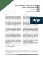 DE BAETS, Antoon. Uma teoria do abuso da história.pdf