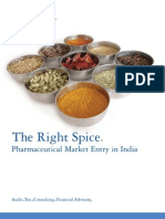 Us_lshc_The Right Spice - Good Paper on Market Entry to India