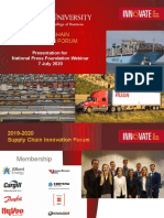 Supply Chain Innovation Forum