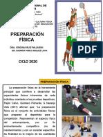 PREPARACION FISICA EN EL VOLEIBOL