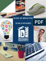 Plan d'affaires - Guide de rédaction.pdf