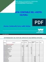 operaciones de una empresa hotelera