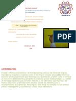 RECONOCIMIENTO DEL NITROGENO (metodo indirecto) tarea finalizada
