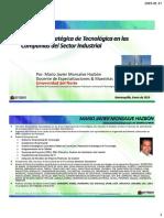 Gerencia Estrategica Tecnología Sector Industrial Parte 1 y 2 de 4.pdf