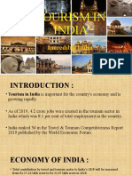 TOURISM IN INDIA(new)