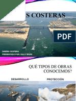 Obras costeras - Caso Jetties