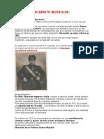 BIOGRAFIA DE BENITO MUSSOLINI 9-3 .doc