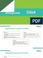 Protocolo Bioseguridad UdeA
