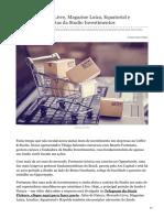 infomoney.com.br-Natura Mercado Livre Magazine Luiza Equatorial e Hapvida as favoritas da Studio Investimentos