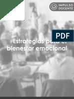Inteligencia Emocional - Cuadernillo imprimible