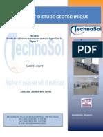 Rapport géo SNCFT