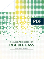 Scales & Arpeggios for Double Bass - Rehearsal Edition.pdf