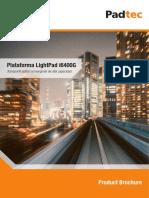 Plataforma LightPad i6400G