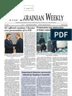 The Ukrainian Weekly 2011-03
