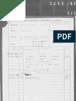 Archivo de la policia brasileria sobre Convergencia Socialista