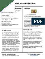 COVID19 -Media Guideline