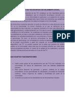 EL IMPACTO DEL USO DE TICS EN EPOCA DE AISLAMIENTO SOCIAL
