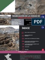 1.REUBICACION DE LA CIUDAD DE CERRO DE PASCO-GRUPO 5
