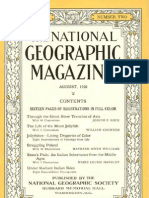 National Geographic 1926-08