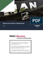 Manual de Garantia e Manutenção