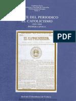 Catálogo Indice El Catolicismo