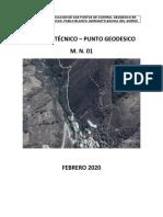 INFORME GEODESICO MATALACAS  001