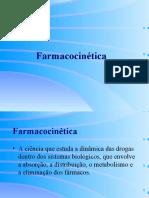Aula 5 -Farmacocinética