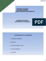 Albañileria4.UDH.fi Componentes de La Albañilería