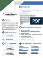 Pradeep-Security Analyst