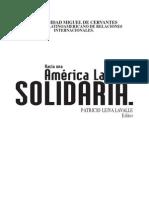Hacia una América Latina Solidaria (2007)