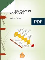 INVESTIGACIÓN DE ACCIDENTES - MODULO III