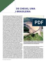 Controle de cheias, uma desilusão brasileira