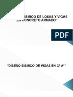 Losas y Vigas - Sesión 05 y 06