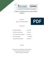 Proyecto Gestión de Transporte_Entrega 2_Grupo 3