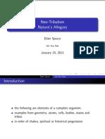 Tribalism Presentation
