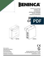 MANUAL TARJETA BENINCA MATRIX_CPBULL_L8542124R0.pdf