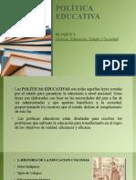 POLÍTICA EDUCATIVA....pptx