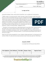 Devoir de Contrôle N°2 - Français  - 8ème (2010-2011) Mr kamel ZAYANI.pdf